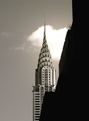 chrysler building (gotham bill) Tags: city nyc ny building nikon cityscape manhattan gotham