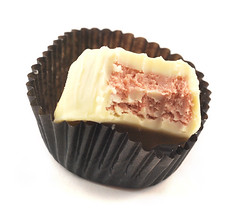 See's Strawberry Truffle