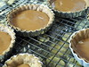 Chocolate Passionfruit Tarts