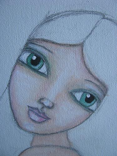M3 WIP Goddess Face