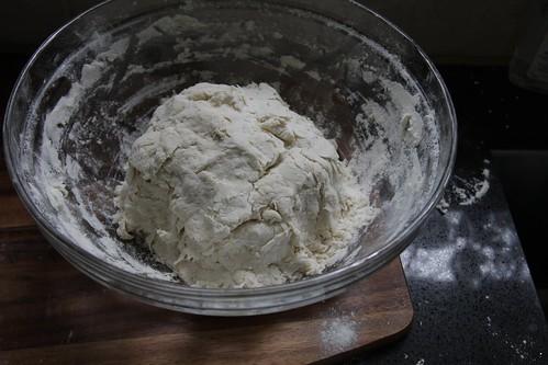 dough lump