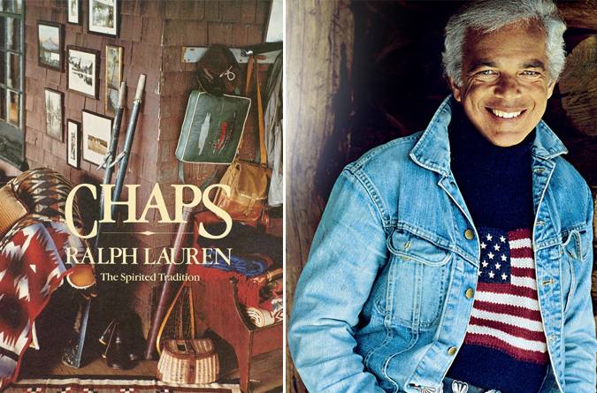 Ralph Lauren: a look back