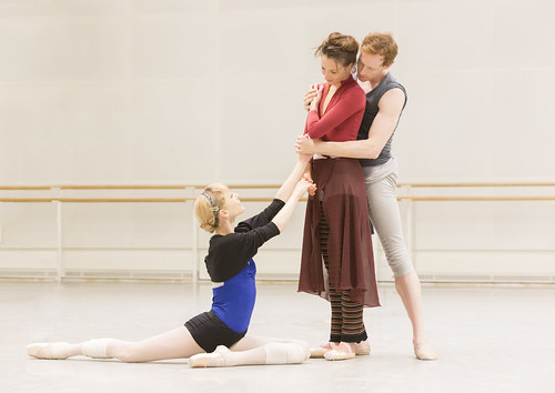 Gallery: Rehearsals for The Winter's Tale 2014