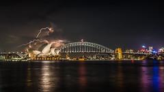 Orage à Sydney
