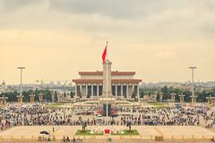 The Square Seen from the Tiananmen (Shinichiro Hamazaki) Tags: china beijing   tiananmen tiananmensquare
