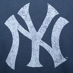 NY Yankee NY Tee shirt XL (itstayedinvegas-4) Tags: newyorkyankees graphicteeshirts bronxbombers baseball mlb americanleague