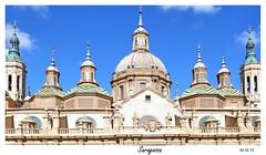 Saragossa, 10.10.13 (ritsch48) Tags: saragossa basilicadelpilar zaragoza aragonien