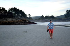 At the Beach (rwhgould) Tags: tofino britishcolumbia canada southchestermansbeach beach
