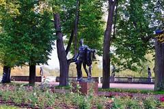 """"" (sergeiivanovich) Tags:  stpetersburg  pushkin  tsarskoyeselo  park  catherinepark  autumn"