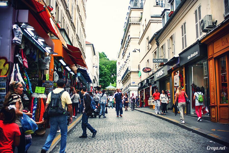 2016.10.02 ▐ 看我的歐行腿▐ 法國巴黎一日雙聖,在聖心堂與聖母院看見巴黎人的兩樣情 06
