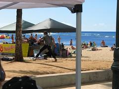 IMG_1963-W1000 (My PHOTOlulu) Tags: waikikibeach filming hawaiifive0 queensbeach h50 canonpowershots3is