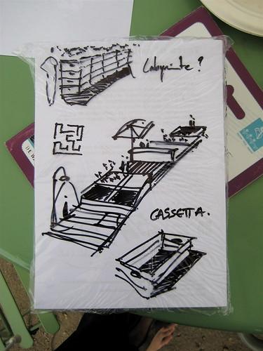 atelier le balto/ Villa Borghese 3