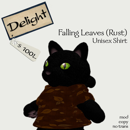 Falling Leaves Unisex Shirt
