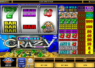 Cash Crazy slot game online review