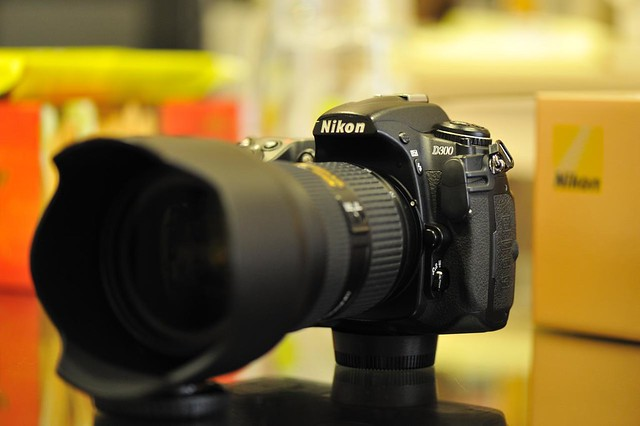 My Old Toy Nikon D300