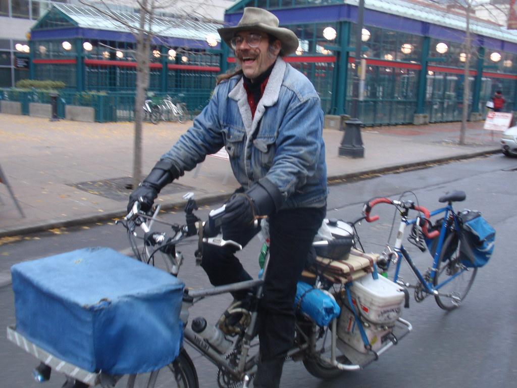 'Buy Nothingday Cargo bike Ride'