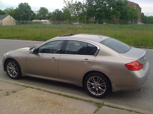 2008 Infiniti G35xS