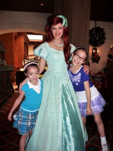 Oh, Ariel.