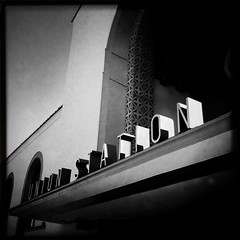 Union Station (Hipstamatic) (TooMuchFire) Tags: blackandwhite signs la losangeles metro downtownla unionstation johns losangelesmetro trainstations mobilephonephotos cellphonepics iphone oldsigns downtownlosangeles lametro cellphonephotos mobilephonepics mobilesnaps iphone4 iphonepics iphonetography iphonephotos johnslens iphontography iphoneography iphoneographie hipstamatic blackeyssupergrainfilm blackeyssupergrain iphonografia