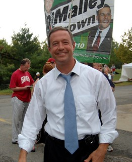 From flickr.com/photos/22620970@N04/5225158027/: Martin O'Malley