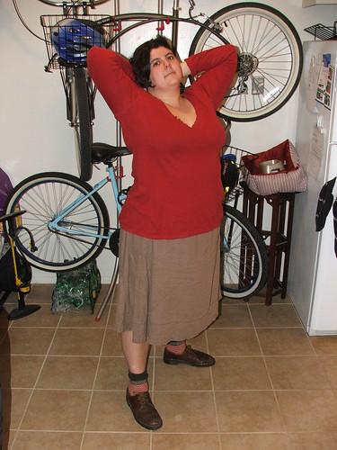 marina martinez, fat fashion, what I wore, www.marinarosemartinez.com