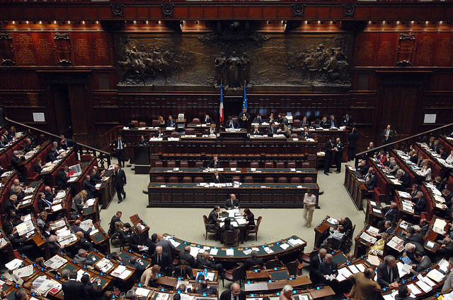 Camera dei Deputati - Processo breve