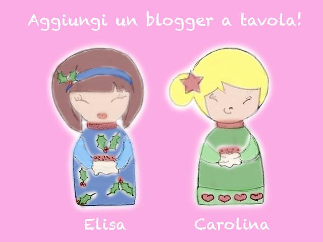 """Contest """"Aggiungi un blogger a tavola"""" (1)"""