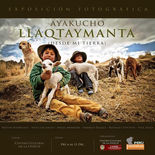Expo en Ayacucho