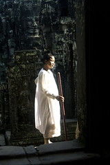 Bayon (DoreenAngela) Tags: cambodia faces monk angkorwat siemreap enlightenment bayon