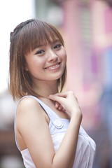Wei Ting (CS.07) Tags: portrait woman canon model pretty 5d weiting 70200mmf28lis