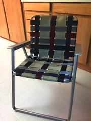 A second refurbished chair
