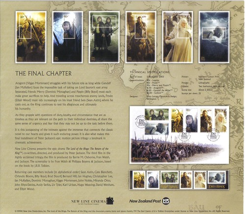 LOTR stamps_back page