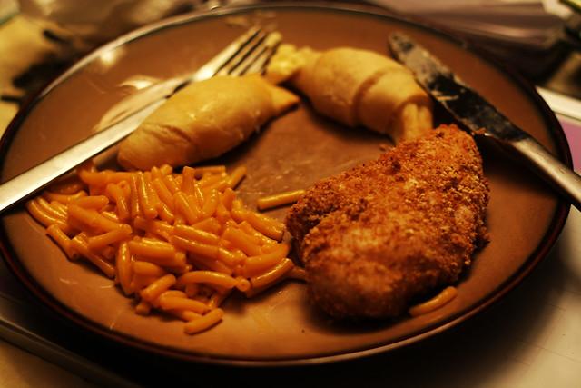 Day 98 - Exam Dinner