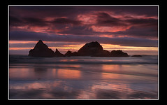 Three Wrongs Make a Right (Alan Chan Photography) Tags: sanfrancisco sunset sealrock canon1635mmf28l canon5dmarkii