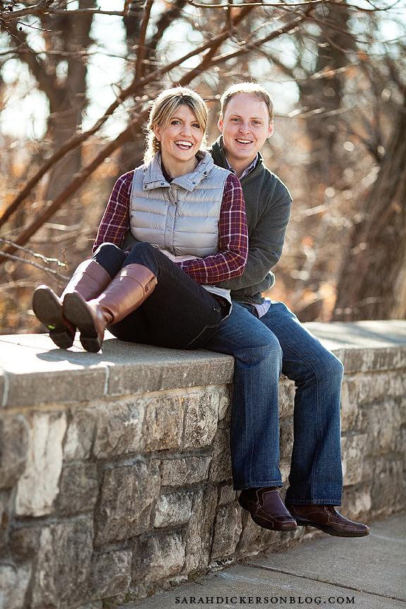 Lawrence Kansas engagement photographers