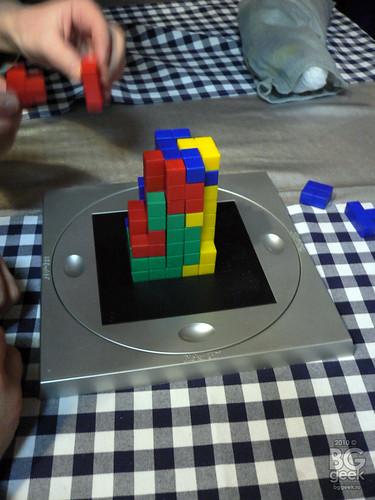 настольная игра Блокус 3D