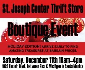 St. Joseph Center's Thrift Store