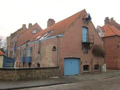 Mouterij Cauwe, Brugge (Erf-goed.be) Tags: geotagged brugge westvlaanderen archeonet mouterij oostmeers geo:lon=32206 geo:lat=512007 mouterijcauwe