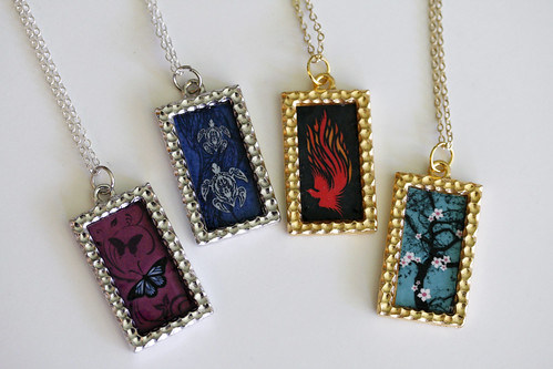 Various Art Pendants