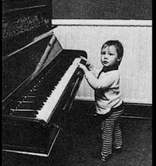 Little Julian Lennon Playing (LittleJulian'sGuardianAngel) Tags: john paul george evans julian harrison circus stones may maureen beatles boyd lennon cynthia ringo mal mccartney rolling pang starr pattie