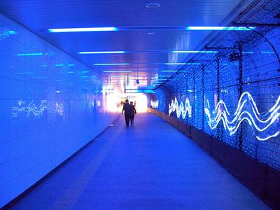 水都大阪 水と光の憩い空間プロジェクト ラバーダック@中之島バンクス