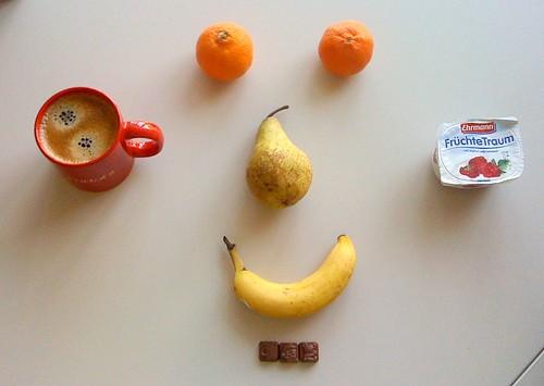 FrüchteTraum, Obst & Schokolade
