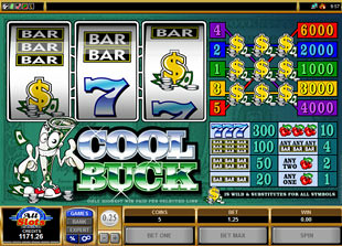 Cool Buck slot game online review