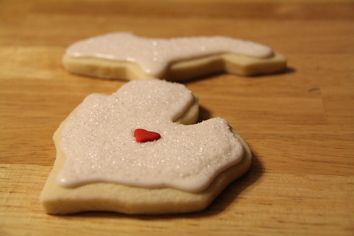 Sugar Cookies - Michigan by betsyweber, on Flickr