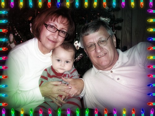 Grandparents Christmasy!