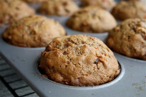 Tate's Bake Shop Carrot Muffins