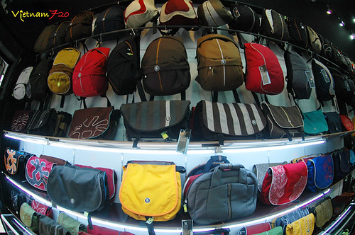 Crumpler Bag Shop in HCMC 001