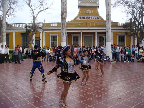 Feira em Barranco