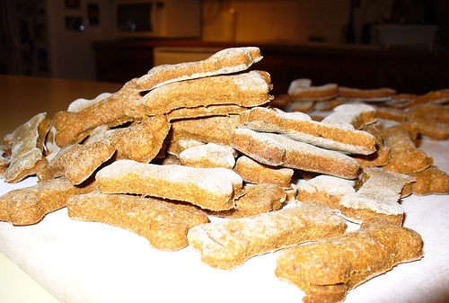 2010-12-13 - Pumpkin Pie Dog Biscuits - 0025