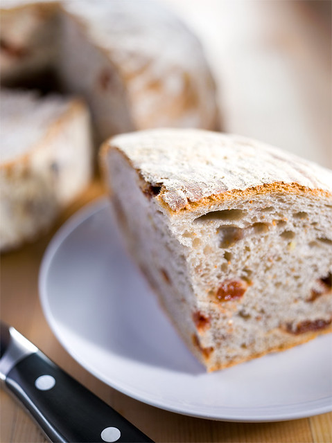 Bread: Cherry Walnut